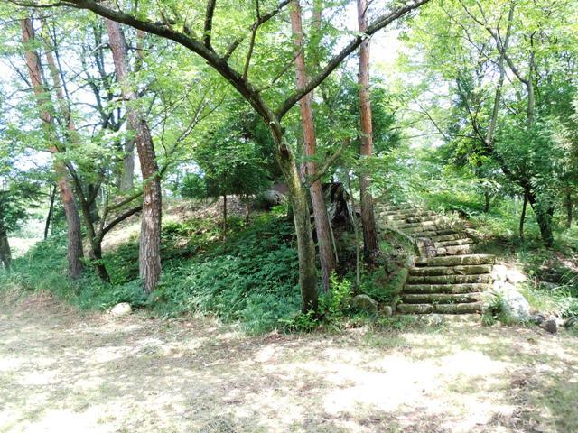 湯の入神社砦 (2)