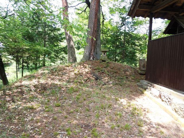 湯の入神社砦 (4)