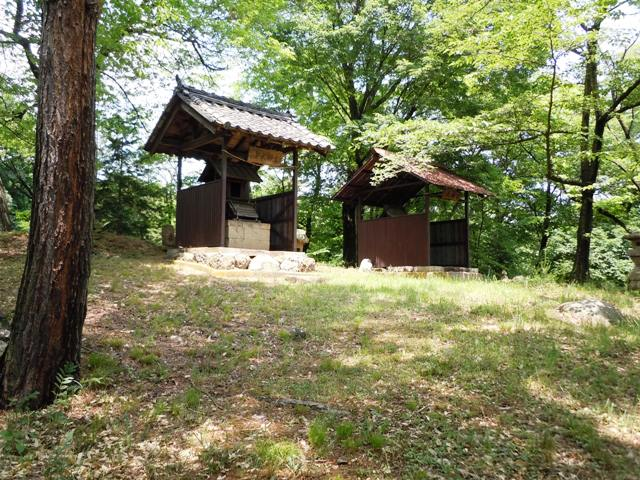 湯の入神社砦 (3)