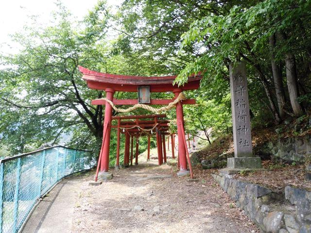堂城山砦 (1)