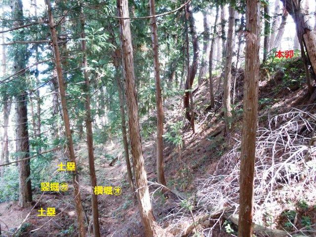 竹田城(山形村) (17)