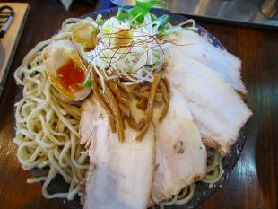 ふうらいぼう コクウマ特濃つけ麺 麺