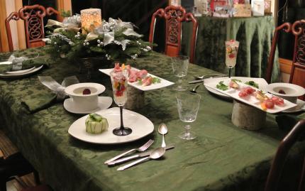 イヴの食卓