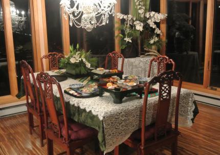 元旦の食卓