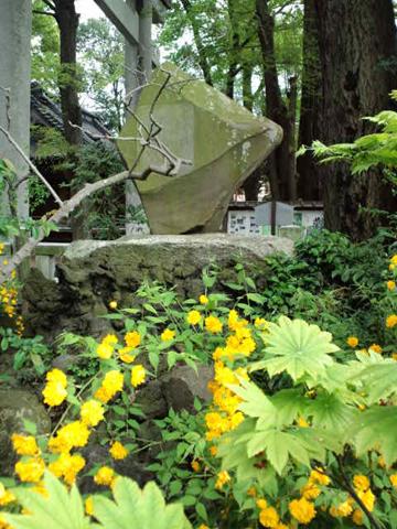 120425葛西 半田稲荷神社 (8)