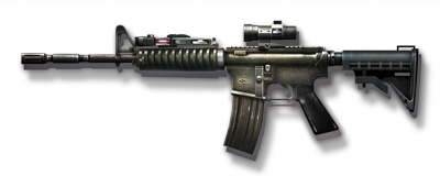 M4A1 Devgru