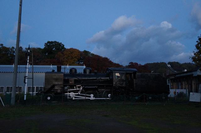 飯山のC56 129
