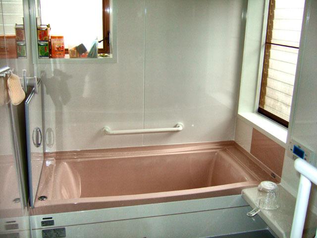 浴室改装 施工後