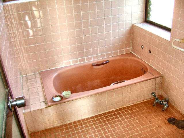 浴室改装 施工前