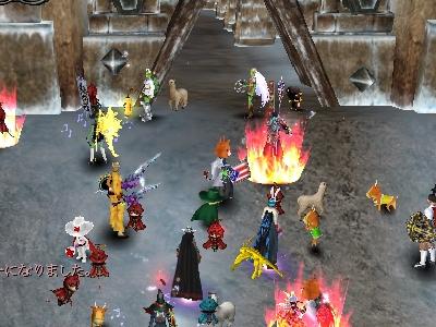 クリスマス攻城戦