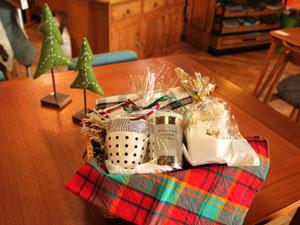 クリスマス ギフト提案