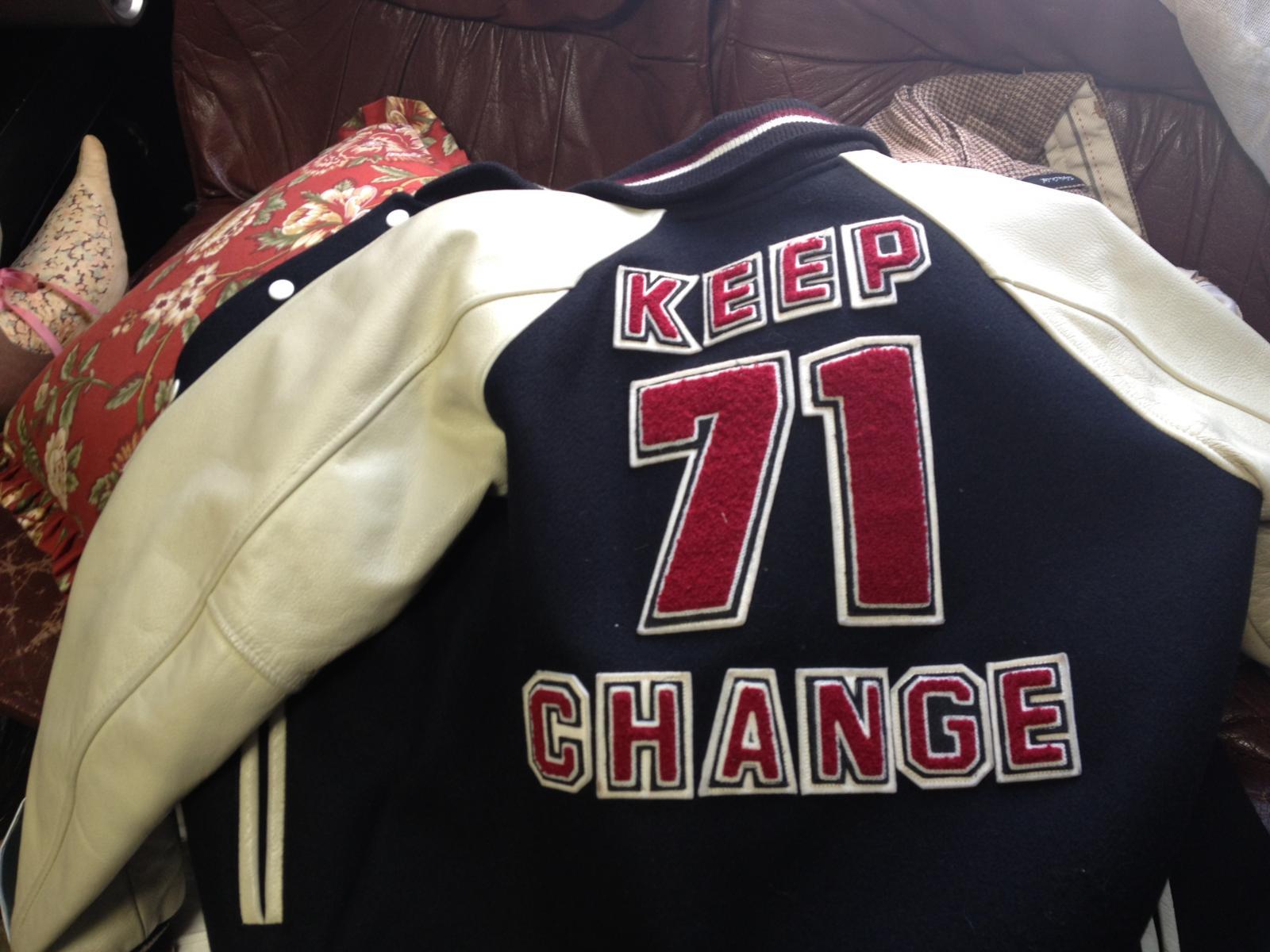 Keep Change 71