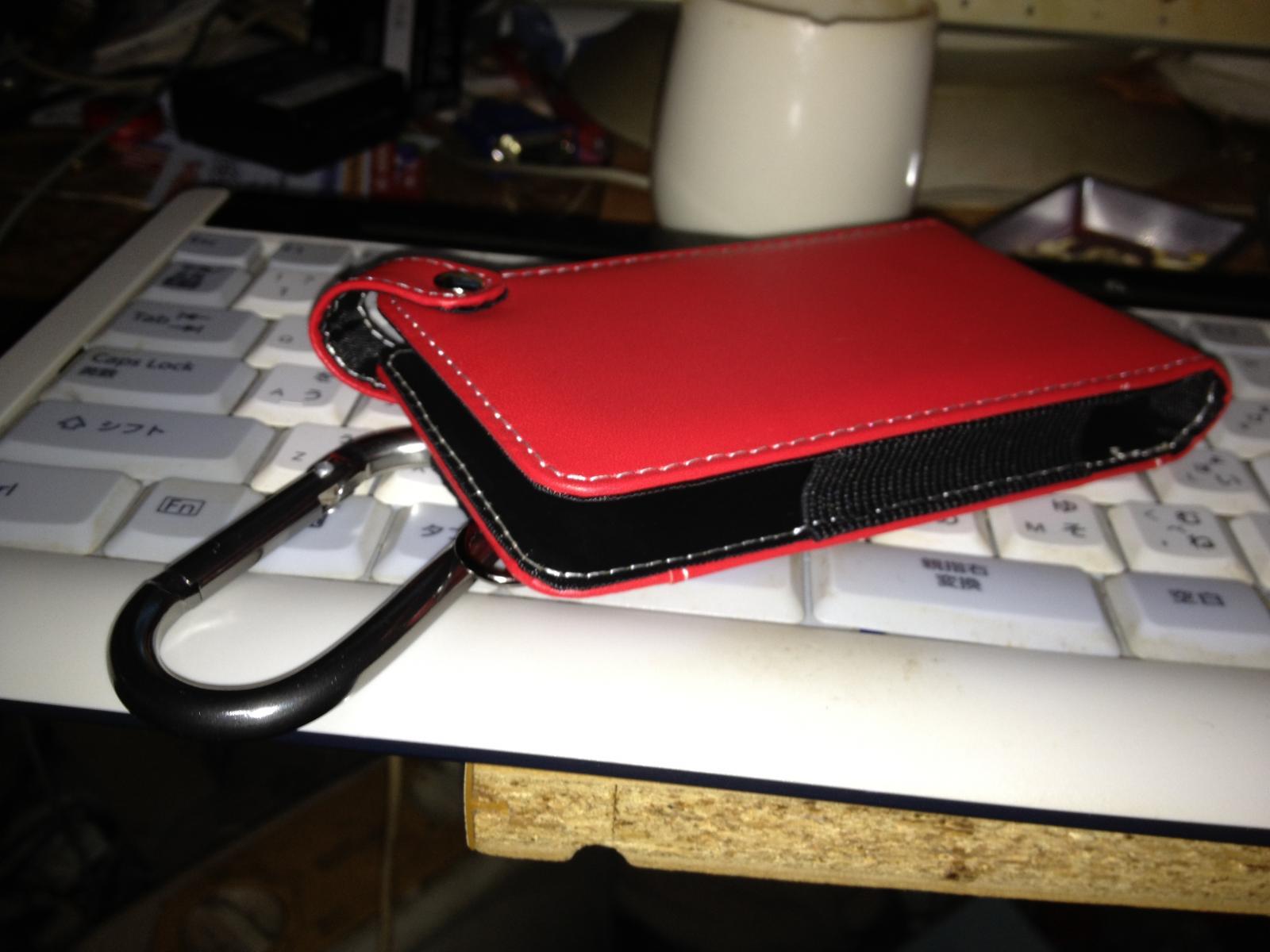 携帯電話ホルスター