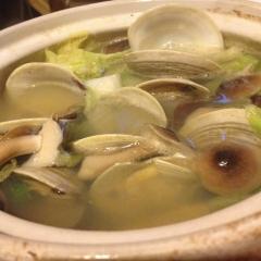 本美之主貝の小鍋