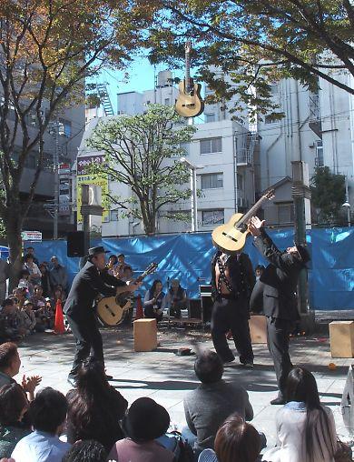 大道芸3・4日目-5