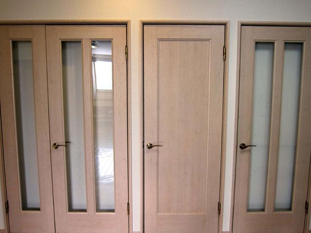 ドア各種(セゾン用?)