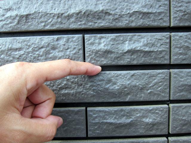 三鷹 バルコニーの壁