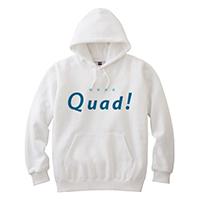 Quad!パーカ