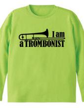 trombonist長袖T