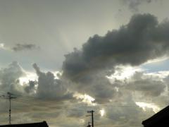 不気味な空・・・2