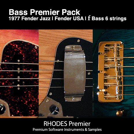 Bass Premier Pack