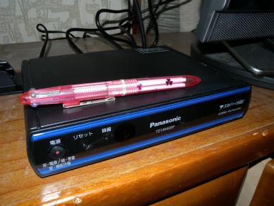 スカパー HD対応チューナー