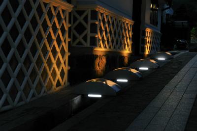 木曽福島の街並