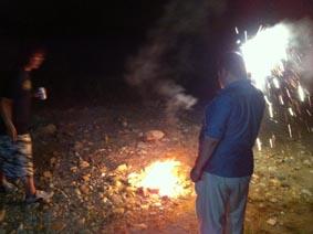 肉と火祭り3