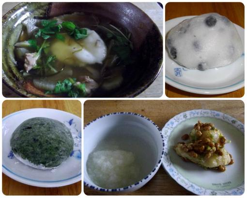 s-382-お雑煮、納豆餅