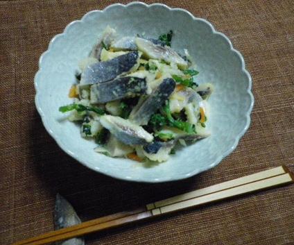 鰊米麹漬け