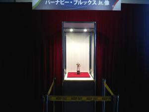 タイバニサンシャイン展望台バーナビー像1