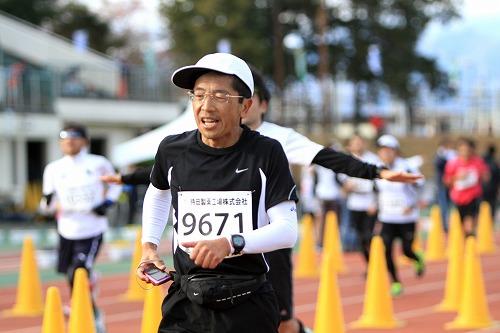 マラソン1129
