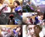 「鉄拳タッグトーナメント2」OP映像(コンシューマー版)より