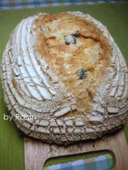 20120525らでぃか粉とライ麦の豆カンパbyレーズン酵母0