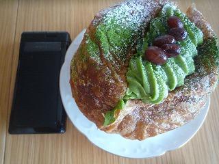 Ritzシュー(バニラ・抹茶) (4)