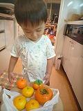 121019_みかんと柿 (2)