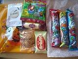 ハロウィン菓子