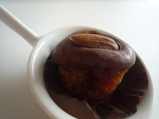 トルコ土産チョコがけイチジク