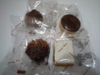 モンブラン焼き菓子