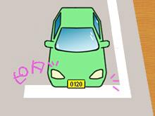 交差点と停止線3
