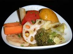PIZZERIA AL CENTRO 野菜いろいろピクルス