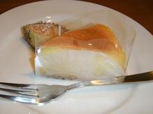 シュクレシュクレチーズケーキ