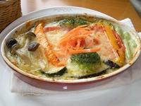 MIMOCA野菜たっぷりのグラタン