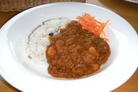 MIMOCAひき肉とひよこ豆のカレー