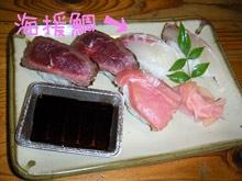 ひろめ市場の握り寿司2