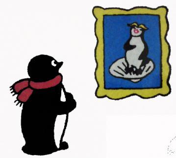 Penguin と 画
