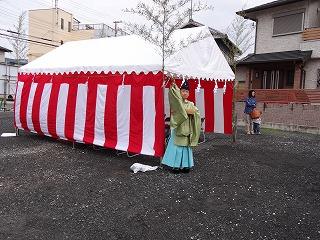 ユニ熊取O様邸地鎮祭02