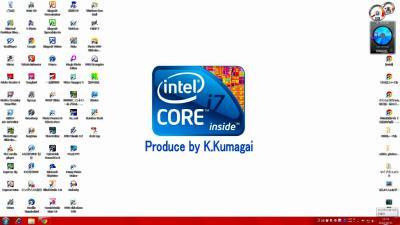 デスクトップ全体画像