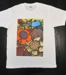 きのこ展記念Tシャツ2014年