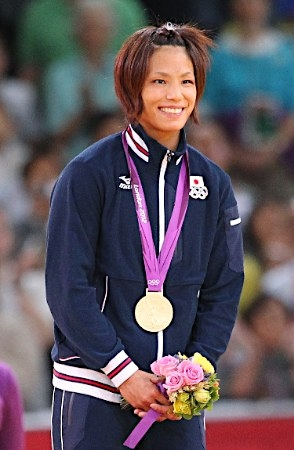 松本金メダル
